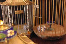 Chinese Metal Birds Cages and Boxes from China