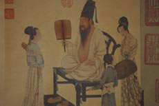 Chinese handscroll Paintings decoration from China