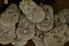 Chinese Astrological sign in Jade