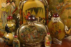 Chinese Glass Snuff Bottles