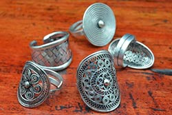 Tribal rings And Miao rings Chinese Online Store