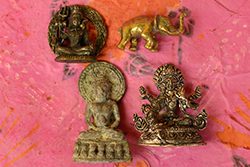 Talismans and Amulets - Tibet