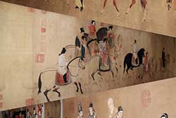 Very Long Chinese Paintings Scenes (Length over 4m)